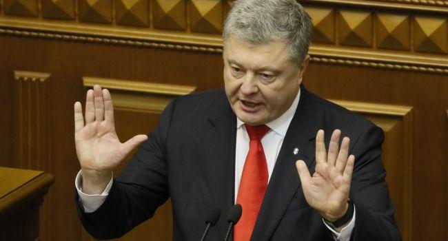 Досрочные парламентские выборы выгодны Порошенко - СМИ