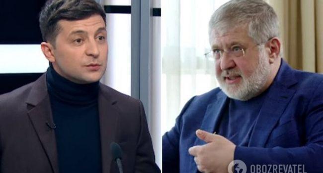 Досрочные выборы: ставить людей к власти будет Коломойский, а отвечать за последствия Зеленский – политолог