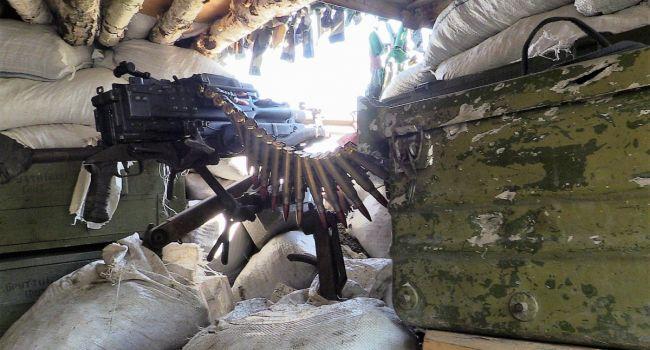 Террористы расстреляли гранатометами бойцов ООС, есть потери