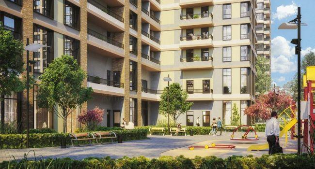 """ЖК """"Квартал Аллей"""" новый жилой комплекс в Броварах"""