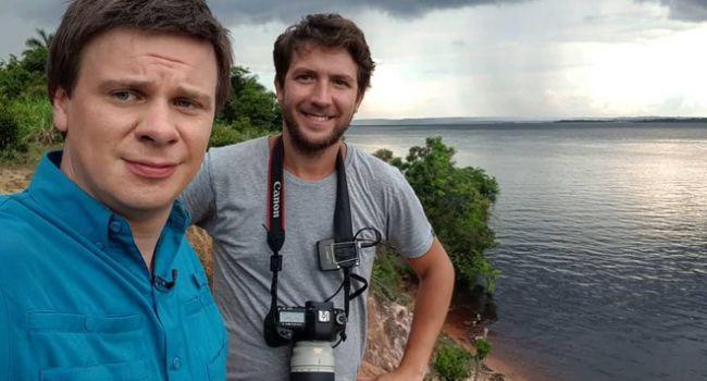 Комаров рассказал о тяжёлых условиях работы журналиста-путешественника