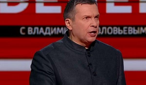 «Вы – твари нацистские!»: пропагандист Соловьев опять разошелся из-за украинского «языкового закона»
