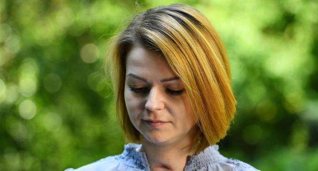 Юлия Скрипаль анонсировала новое обращение