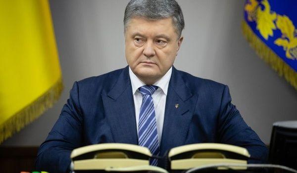 В РПЦ надеются, что Порошенко посадят в тюрьму при Зеленском