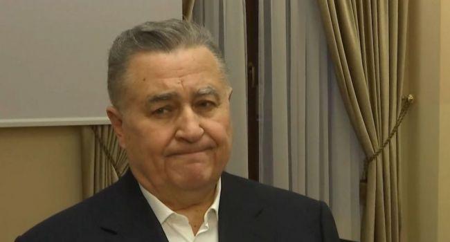 Евгений Марчук «умыл руки» от Минского процесса
