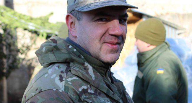 Доник: сейчас все получили по самое ни хочу, но нужно вставать, утирать и драться за будущее Украины