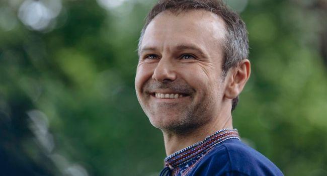 Вакарчук об участии в парламентских выборах: Я знаю, что это сложная, длинная дорога