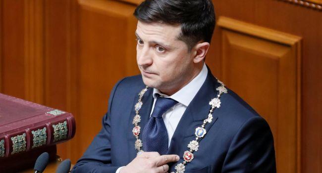 Журналист: «В своей речи Зеленский перевыполнил программу»