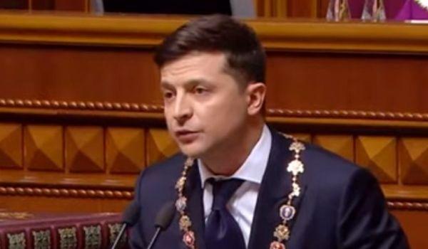 Зеленский призвал США к ужесточению санкционного режима против РФ