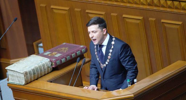Касьянов: за один неполный день президентства Зеленский наобещал в сто раз больше, чем Порошенко за пять лет и две избирательные кампании