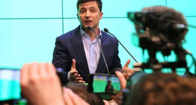 Историк: Зеленский предложил Путину торг – оставить в покое Донбасс в обмен на отказ членства в ЕС и НАТО