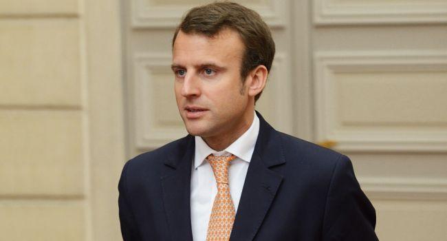 Maкрон призывает Европу принять меры против США, Китая и России