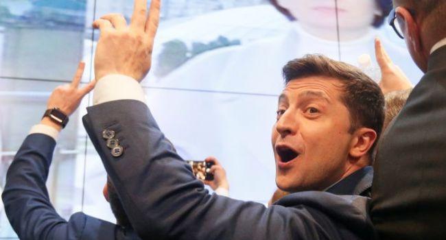 Палий: Зеленский уже обманул своих избирателей