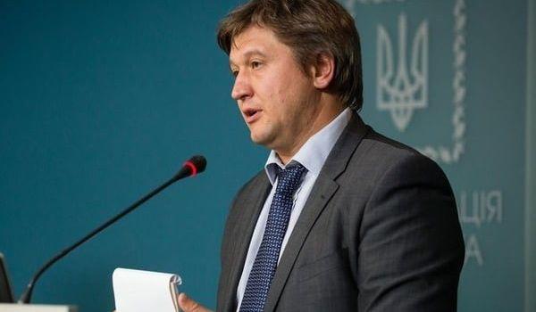 «Не наше дело»: Данилюк поразил заявлением об оккупации Крыма и СНБО