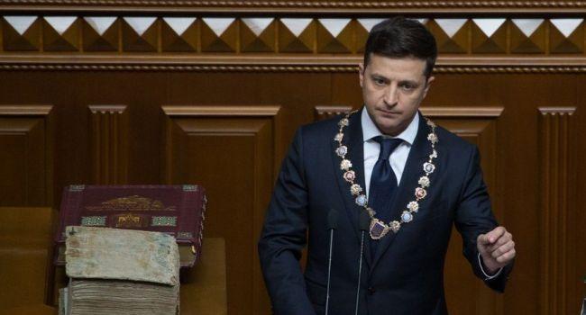 Отставка Зеленского: петиция набрала необходимое количество голосов