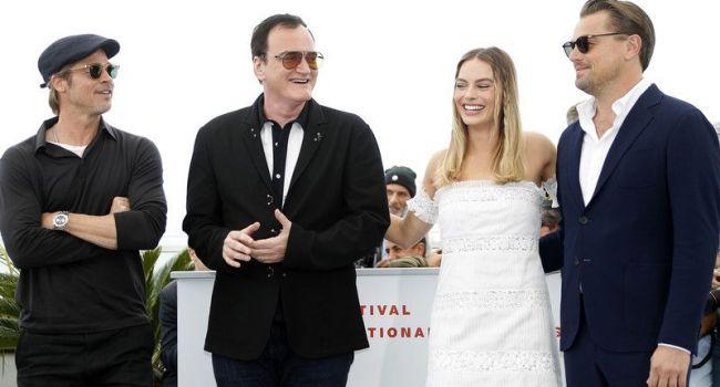 На Каннском кинофестивале впервые показали фильм Тарантино «Однажды в Голливуде»