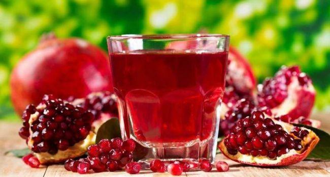 Гранатовый сок стимулирует восстановление памяти