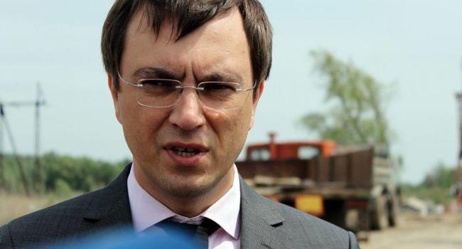 Омелян жестко раскритиковал Зеленского: «Мы думали, что Украина находится на карте Европы, а не Африки»