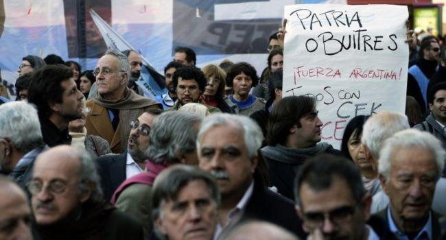 Банкир: то, что дефолт – это прекрасно, легко могут подтвердить жители Аргентины