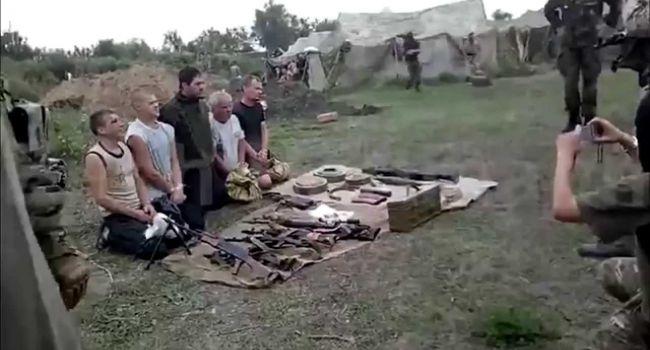 Обнародованы имена 8 бойцов ВСУ, которые попали в плен к террористам «ДНР»