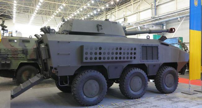 ББМ 6х6 поможет морпехам бить врага прямо «в зубы»: украинские военные получают сверхмощную военную технику