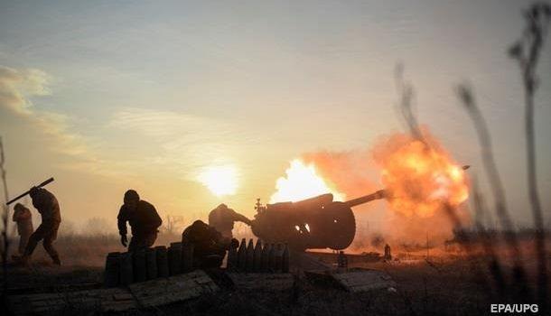 Жестокие бои на Донбассе: вооруженные формирования РФ пошли в наступление