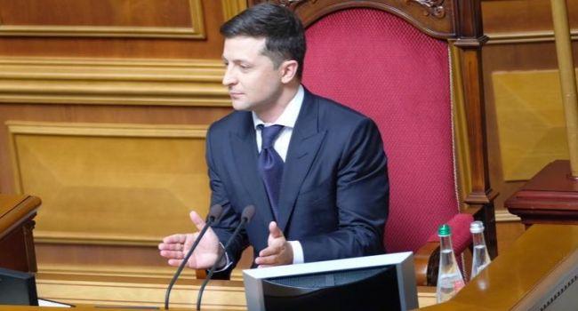 Палий: от Зеленского до сих пор не поступило ни одного реформаторского законопроекта