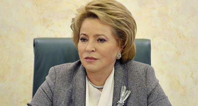 Валентина Матвиенко заговорила о возвращении добрососедских отношений с Украиной, но на определенных условиях