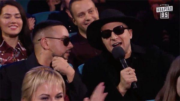 Зеленский с женой вчера пришел на концерт Monatik – СМИ