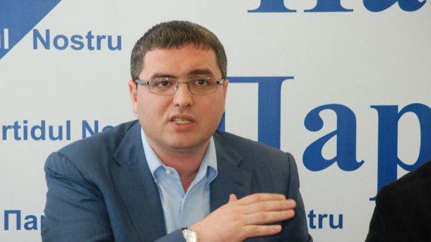 В Молдове задержан лидер пророссийской партии
