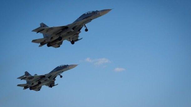 РФ перебросила тактическую авиацию в аннексированный Крым