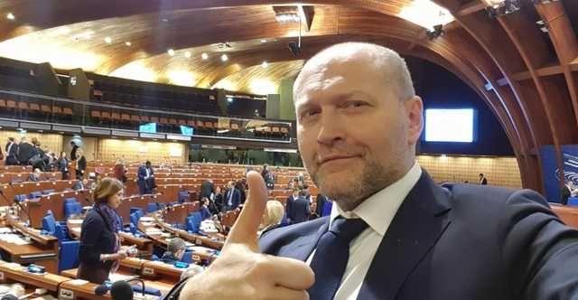 «Всё русское правительство – ублюдки»: Береза жестко поставил на место российских пропагандистов в ПАСЕ