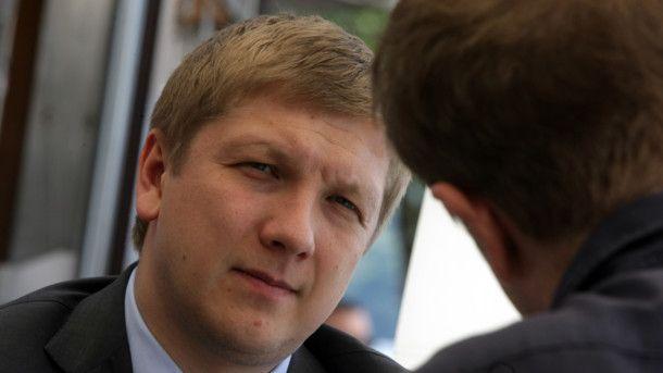 Коболев сообщил о возможности приостановления импорта газа для зимних запасов