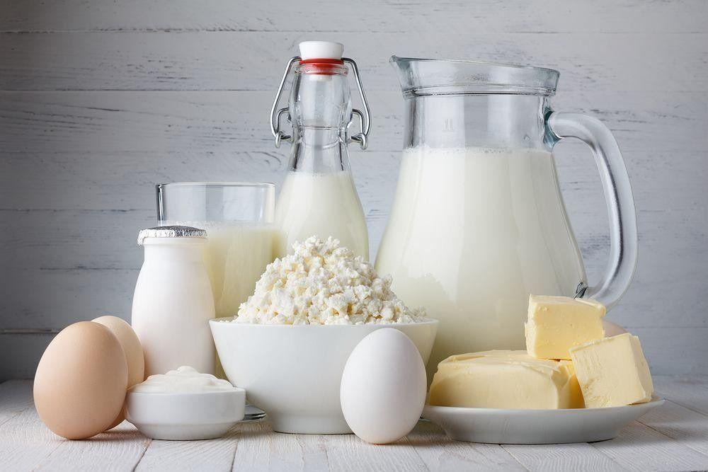 Молочные продукты при гипертонии