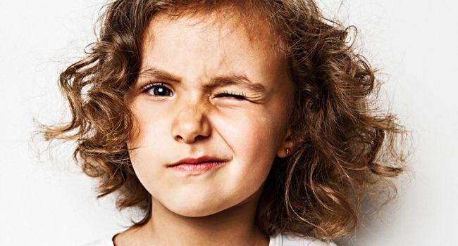 Нервный тик - проблема из детства