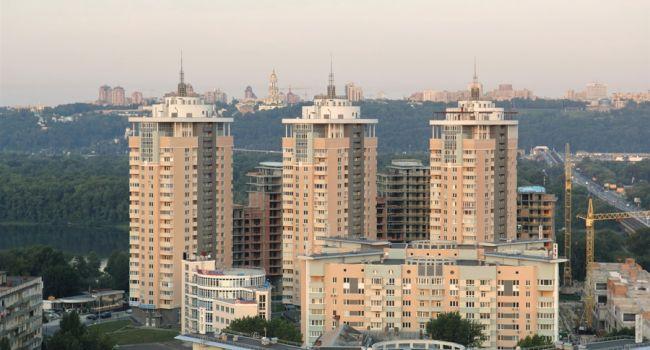 Киевский рынок недвижимости обвалился на 50%