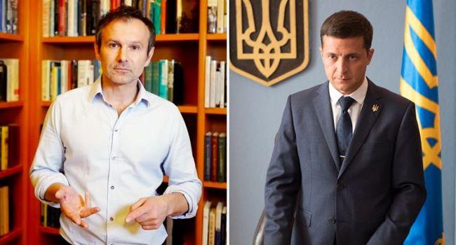 Муждабаев: у Зеленского и Вакарчука не собираются бороться за возвращение Крыма в Украину?