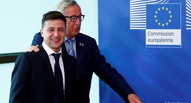 «Путин, верни Крым!»: результатом поездки Зеленского в Брюссель стал сокрушительный удар ЕС по Москве