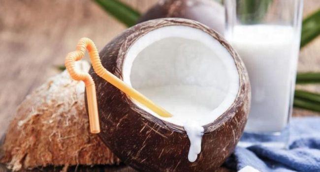 Кокосовое молоко рекомендовано к употреблению беременными