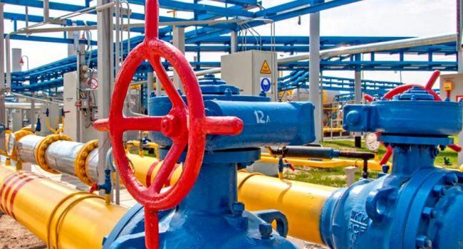 Россия резко увеличила транзит газа через ГТС Украины в этом году