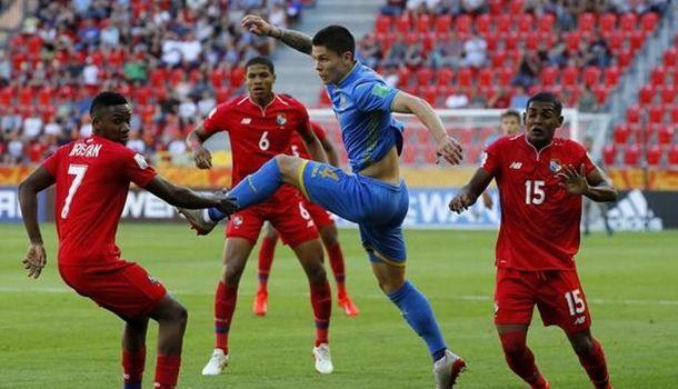 Минимальная победа над Колумбией выводит сборную Украины по футболу (U-20) в полуфинал Чемпионата мира