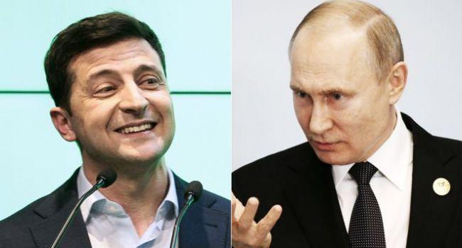 Зеленский до его избрания президентом был актером, но ведь Путин был вообще никем - Портников