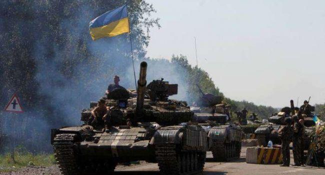 Украинская «королевская» пехота вплотную приблизилась кДонецку— Корреспондент