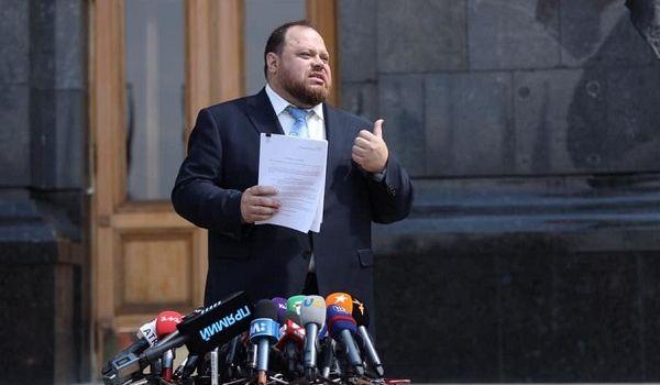 Стефанчук рассказал, как команда Зеленского будет менять конституцию