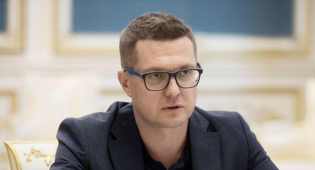 Аналитик: в связи с появившимися вновь данными Зеленский должен уволить Баканова из СБУ