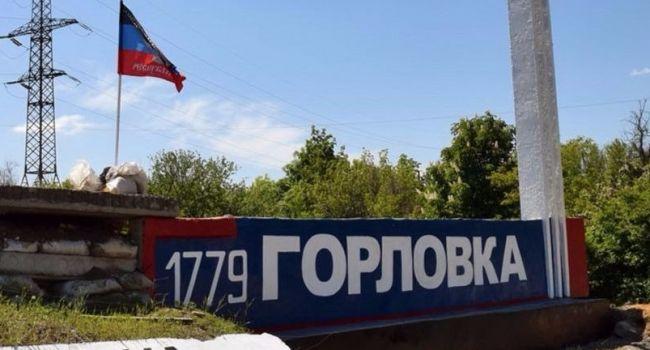 Ситуация на КПП в Горловке: машины в три ряда, почти тысяча пеших в очереди