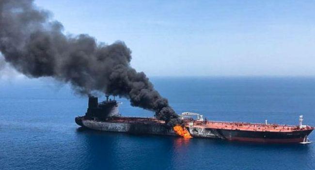 Экипаж танкера рассказал всю правду об атаке: это были НЛО