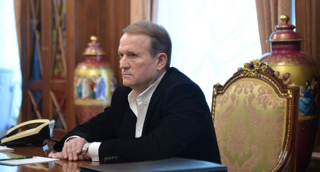 Медведчук объяснил, что ему не нравится в позиции Путина по Зеленскому