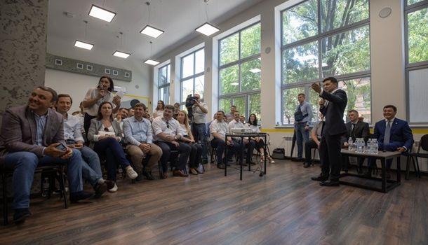 Зеленский рассказал, как хочет реформировать малый бизнес