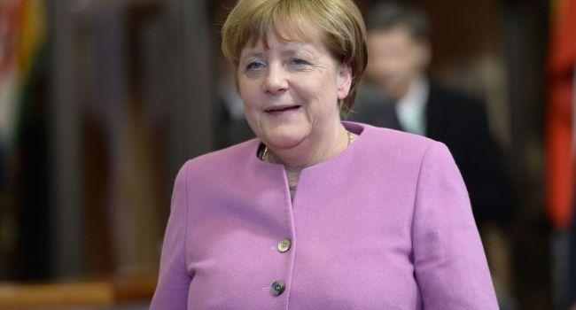 Немецкий политик о действиях Меркель в отношении России: «Канцлер выступает в фарватере администрации США»